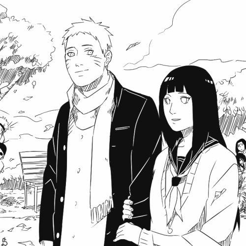 Couples perfect • danasonarset:   Can't get over Konoha High, plus...