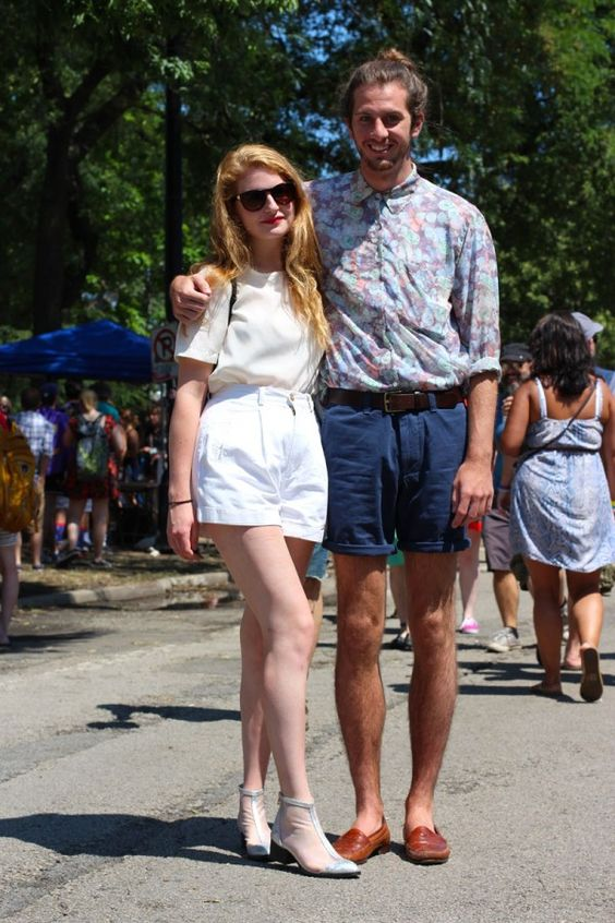 28 street style photos from #Pitchfork 2013 music #festival. See more here » http://www.fashionmagazine.com/blogs/society/music-festivals/2013/07/23/pitchfork-2013-street-style/