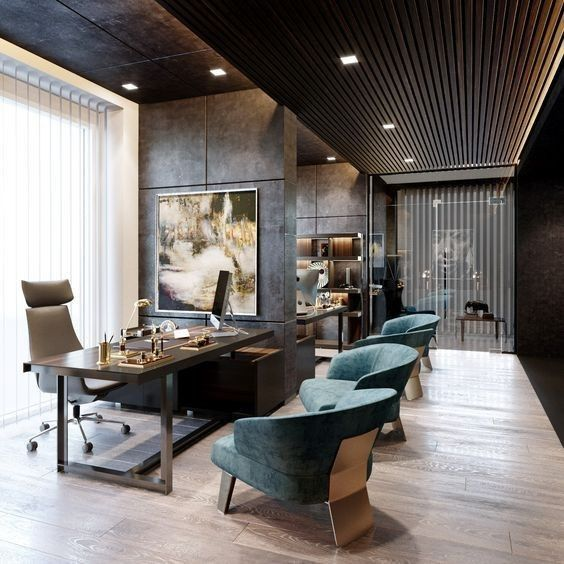 We Ve Done Our Best To Help You Build And Maximize Your Office To Become More Prod In 2020 With Images Office Interior Design Modern Modern Office Interiors Office Interior Design