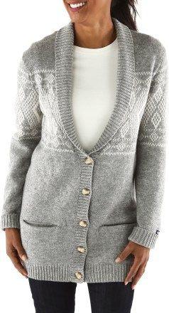 The North Face Jacquardigan Cardigan Sweater - Women\'s