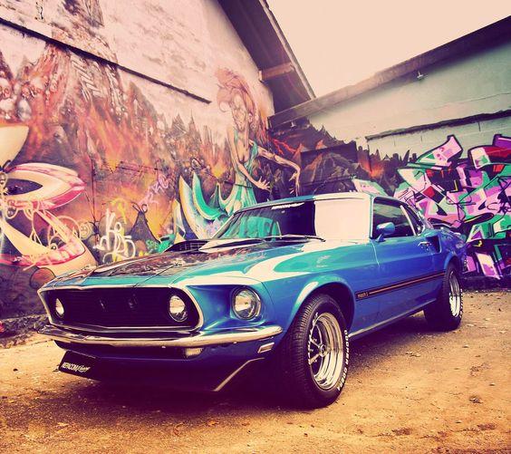O carros dos sonhos as vezes pode ser antigo e simples...