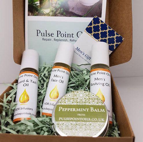 Men S Natural Facial Grooming Gift Box Etsy Gift Box For Men Grooming Gifts Skin Care Gifts
