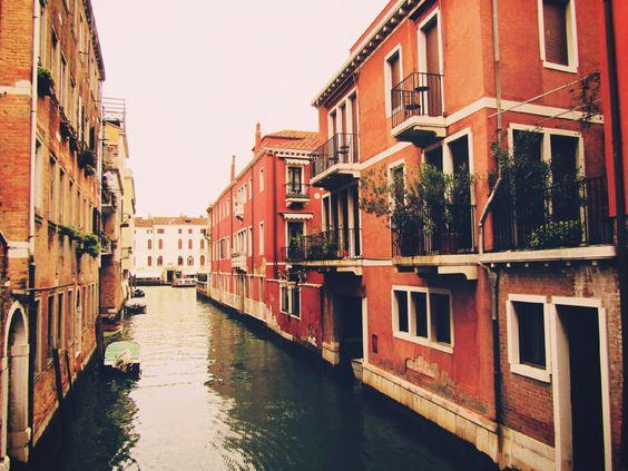 Stadt der Kanäle - Venedig, Italien. ©Bastian Klenner