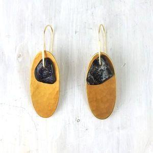 Fail Jewelry: Image of ellipse earring