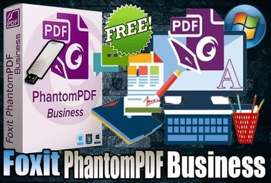 Foxit Phantompdf Business 9 7 1 29511 Portable Final Business Books Portable