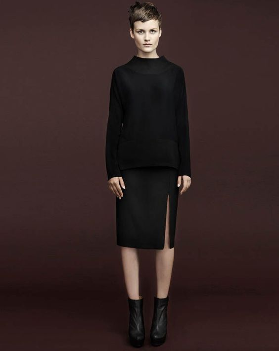 Minimalist Fashion The Fall Uniform The Minimalistas