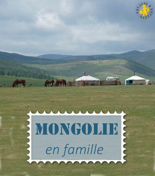 Voyage à cheval et en famille en Mongolie avec une enfant de 7 ans #VoyageEnFamille #voyage #Mongolie