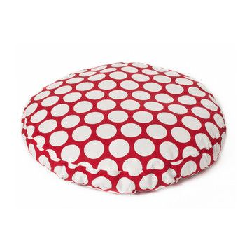 Circle Bed Dandie Red S now featured on Fab.