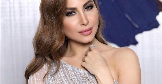 العطاء يزين ليالينا شاهد يارا تروج لحفلتها في دبي Earrings Necklace Cross Necklace