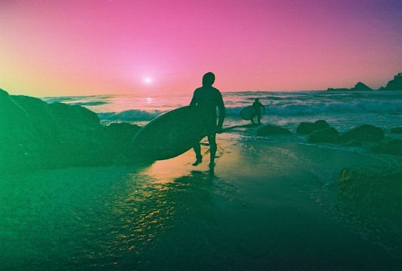 Lomography Tag of the Day - surf