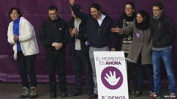 Discurso completo de Pablo Iglesias en la Puerta de Sol