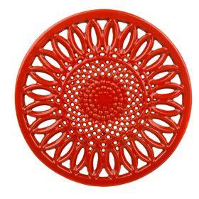 cast iron trivet