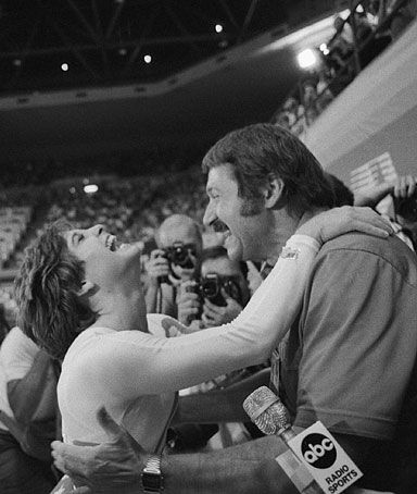 How could they take away this beautiful, this most perfect thing from us, the one thing that separated our sport from the others?  BELA KAROLYI,   former gymnastics coach to Olympic gold-medal winner Mary Lou Retton, lamenting changes to gymnastics scoring that eliminate the perfect 10 Retton was awarded in 1984