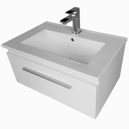 Badmoebel Set 60cm Waschbecken Mit Unterschrank Waschtisch Badezimmer Badezimmer Unterschrank Unterschrank Waschtisch