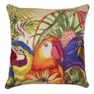 Threes A Party Cushion