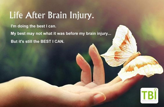 Traumatic Brain Injury Quotes: Traumatic Brain Injury, Brain Injury And Hope On Pinterest