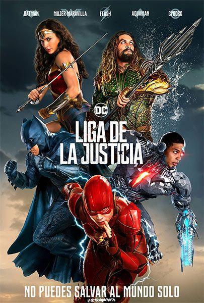 [®VER-HD] La Liga de la Justicia  DVDRip || Película O N L I N E Completa Español y latino