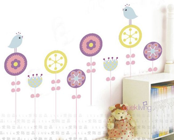 Cute Wall Sticker?