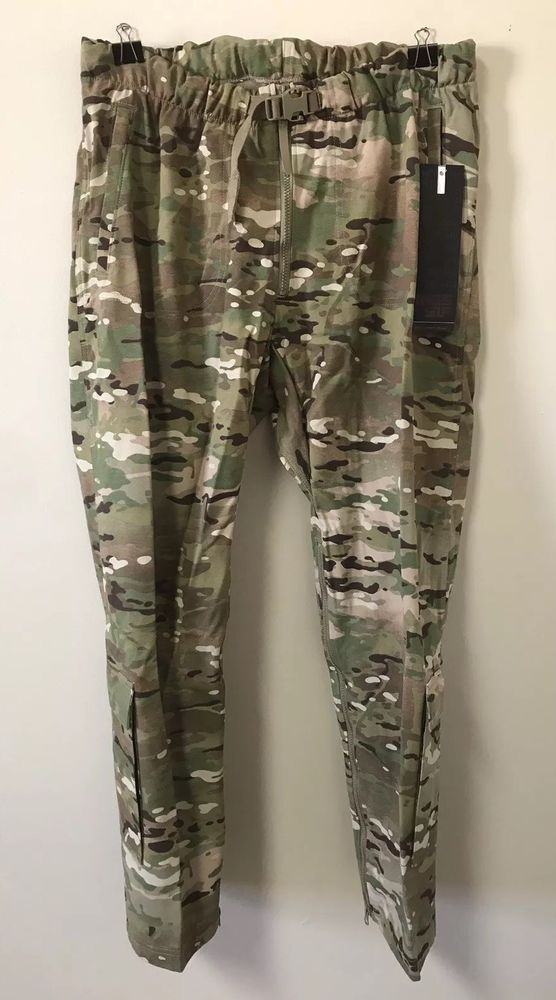 Massif Multicam Trouser Lwol Free Fire Resistant Size Large Regular Nwt Massif Military Uniform Multicam Trousers