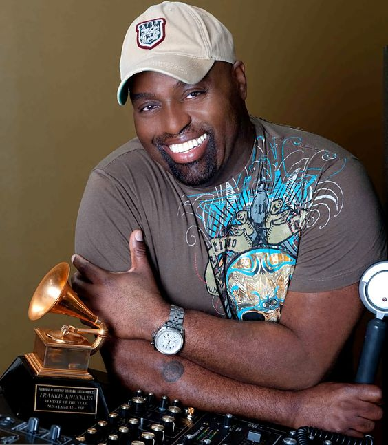 pictures of frankie knuckles | Frankie Knuckles - THE ARTIST