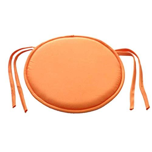 Round Chair Cushion Seat Pads Cover Patio Garden Office Dining Room Kitchen