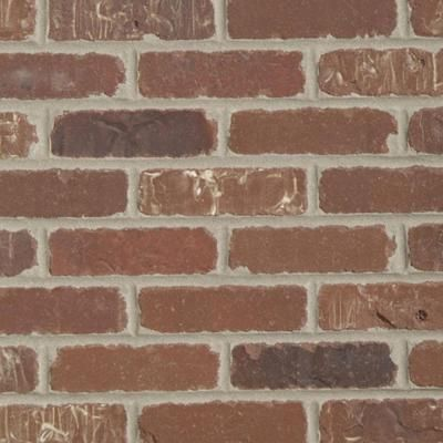 Old mill brick boston mill colonial collection thin brick for Mud brick kit homes