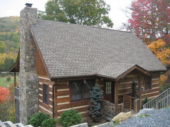 Log cabin rentals Cabin rentals and Devil on Pinterest