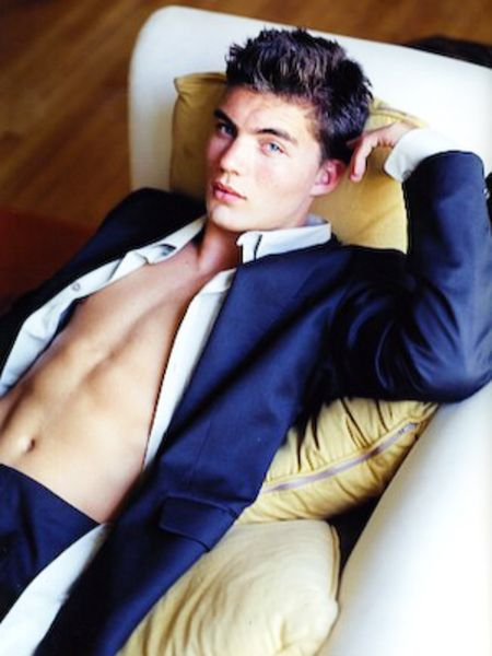My bed? Right now? Yes!  Zane Holtz