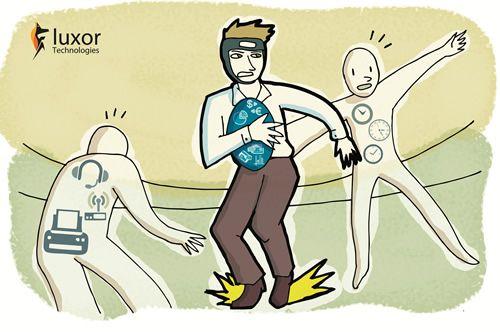Las tácticas evasivas del deudor  http://www.luxortec.com/blog/las-tacticas-evasivas-del-deudor/
