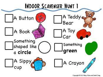 preschool scavenger hunt ideas the world s catalog of ideas 504
