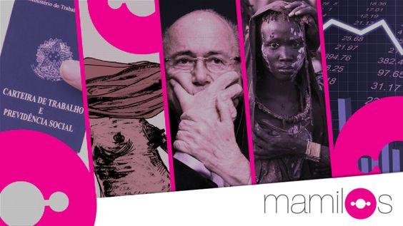 Mamilos#28 – Escândalos na FIFA, fim da mutilação na Nigeria, Mamilos polêmicos e recessão
