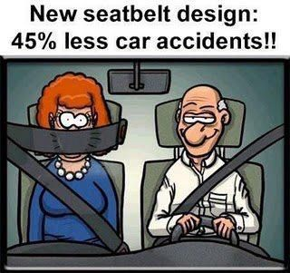 New Seat Belt Design - https://shareitsfunny.com/new-seat-belt-design/ - Funny Pictures on  Share Its Funny  #newseatbeltdesign