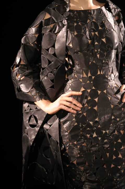 'Tragedie' Collection - 2010 Summer Haute Couture Sorbier