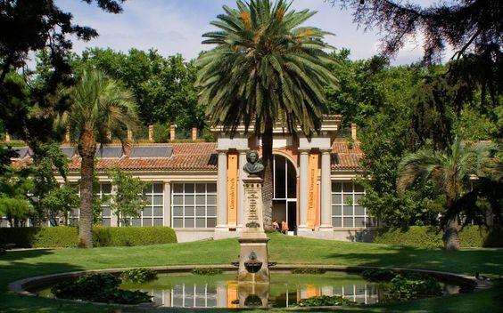Real Jardín Botánico en Madrid