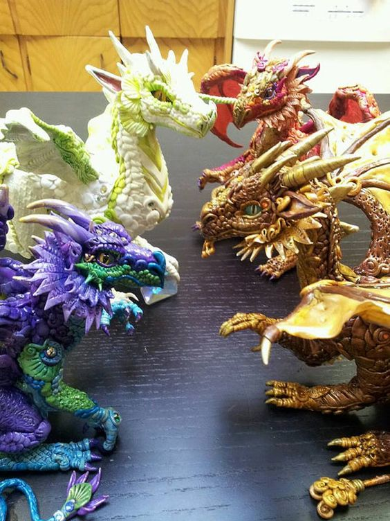 Custom Dragon Made to Order