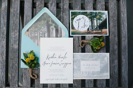 the good stuff: WEDDING SUITE: kristen and aaron