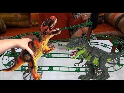 ألعاب اطفال بنات لعبة كرات الديناصور للأطفال Youtube Lizard Toys Animals