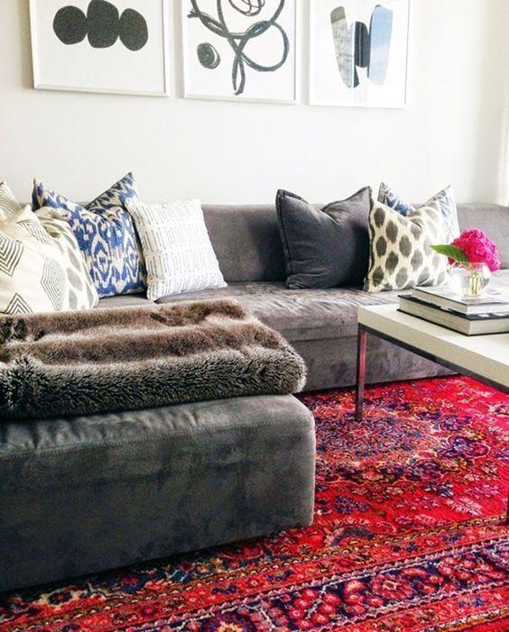Persian Oriental And White Throw Pillows On Pinterest