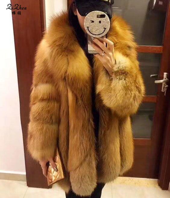 Genuine Fox Fur Coat Quality, Turn Fur Coat Into Jacket