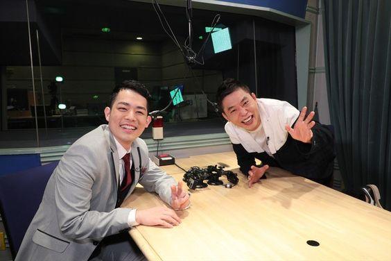 太田光さんと濱田祐太郎さん