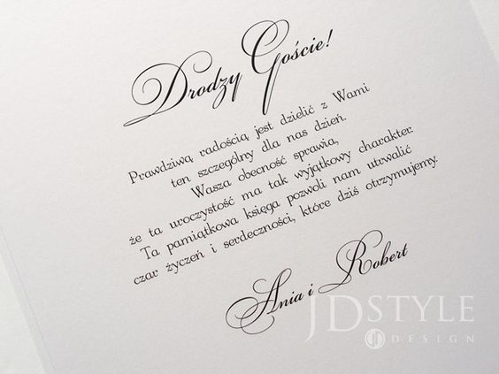 Piekna I Elegancka Ksiega Gosci Weselnych 100str Wedding Inspiration Wedding Wedding Day