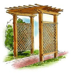 garden+arbor+plans+free | they will be the right plans either have your gardens arbor plans ...