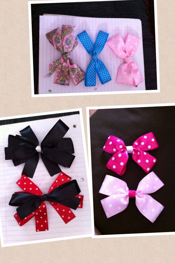 My Bows $4