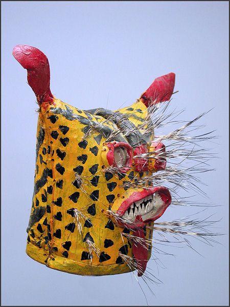 Guerrero tigre - Mexico