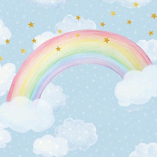 Pin De Alston Yeoh En 1 Nubes Y Arcoiris Lluvia De Corazones