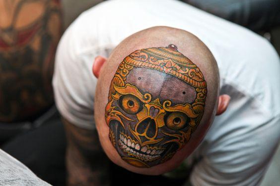 Mundial del tatuaje - Paris 2013   Cartel Urbano : La movida en Bogotá