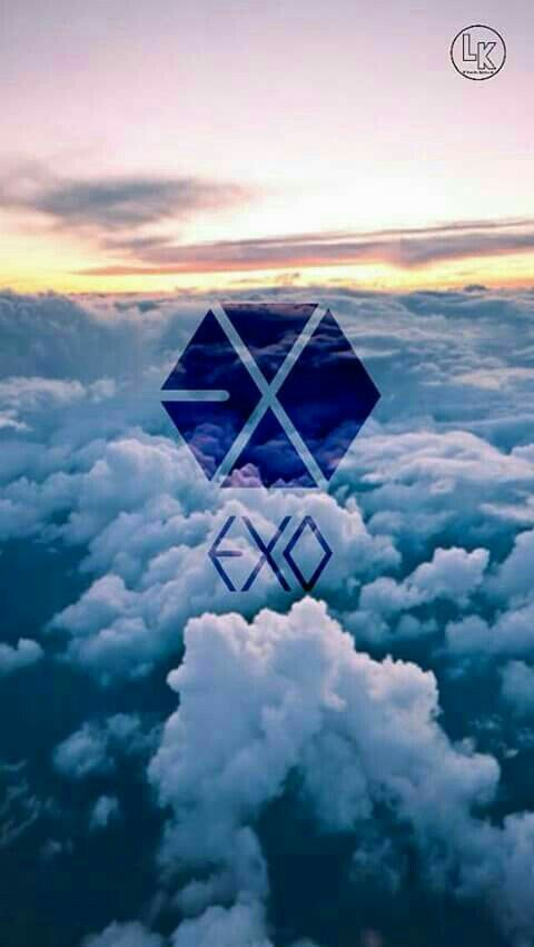 Walpaper Member Exo Exo Exo Wallpaper Exo Background Background exo galaxy wallpaper