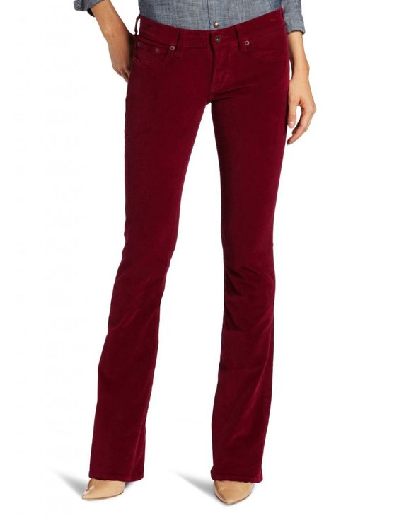 Lucky Brand Sweet and Low Corduroy - $79.50