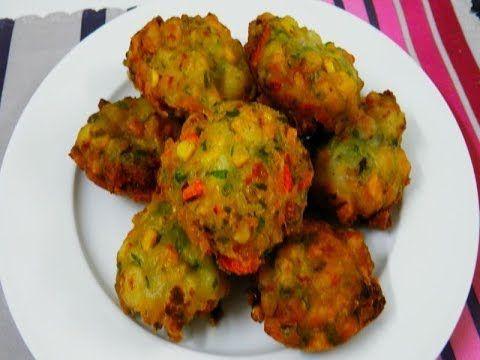 باكوان الذرة بلابلا خفايف مقلية حلقة 171 Bakwan Jagung Balabala Food Fast Food Vegetables