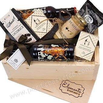 Beer gift box for him - Vancouver